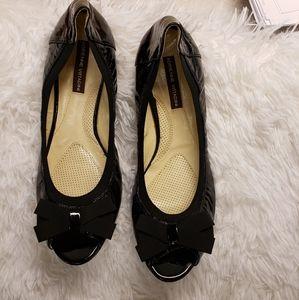 Adrienne Vittadini Black Flat Size M